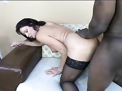 Mommy got caught getting Streched Out by a BBC