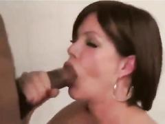 Hottest amateur mom interracial compilation