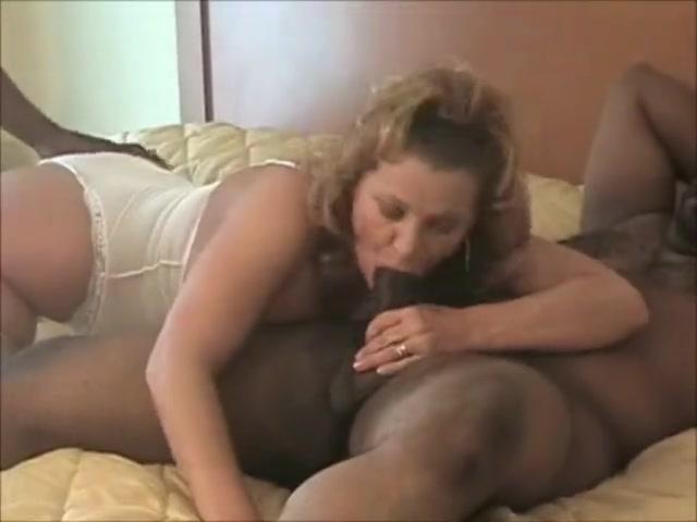 White whore wife interracial gangbang w blacks