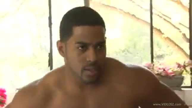 Escaped black prisoner fucks first wife he meets
