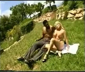 Super hot white blonde italian wife gets bbc