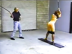 Hotwife gets punished by her old master